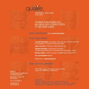 Qualife-conférence 15.4.15-programme